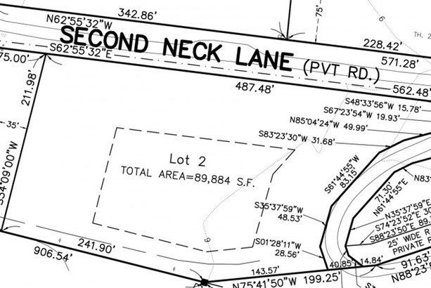 27 Second Neck Lane (lot, Quogue, NY - USA (photo 3)
