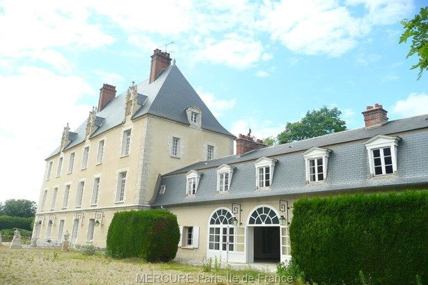 Fontainebleau - FRA (photo 1)