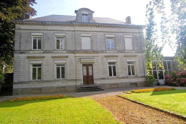 Aix noulette france mls 62256vm leadingre - Plan maison de maitre ...