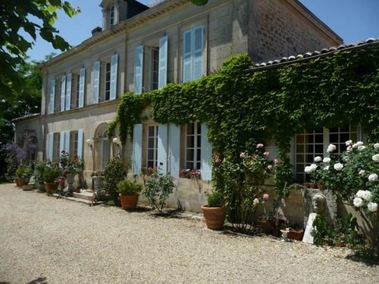 Mortagne-sur-gironde - FRA (photo 2)