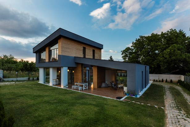 Energy Efficient Designer House For Sale, Sofia - BGR (photo 1)
