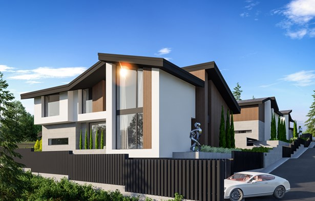 A Modern New House In An Excellent Area In Dragale, Sofia - BGR (photo 1)