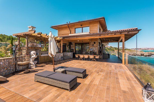 Beautiful House With Stunning Panorama To The Sea, Sozopol - BGR (photo 2)
