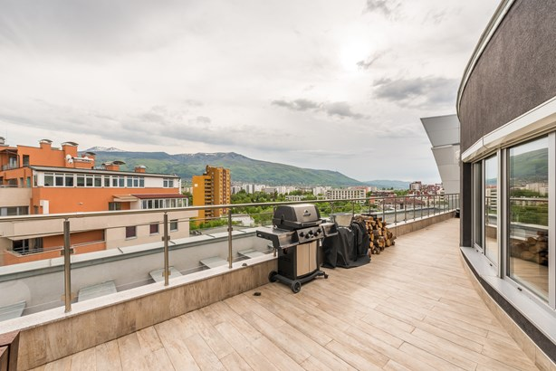 A Luxury Penthouse With Unique Panorama, Sofia - BGR (photo 5)