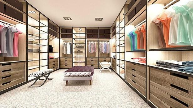 Huge master closet rendering. (photo 4)