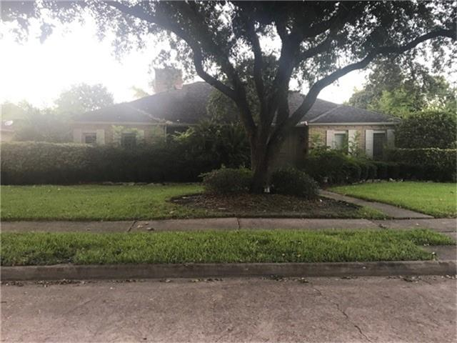 Amazing lot location in Meyerland! Middle of the block with great mature trees! (photo 1)