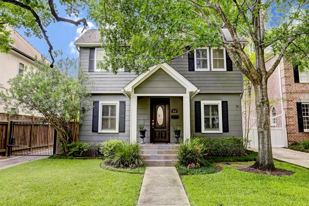 Traditional West U charmer in a perfect location with the sweetest curb appeal! Front porch rebuilt and new slate at porch ( 17). (photo 1)