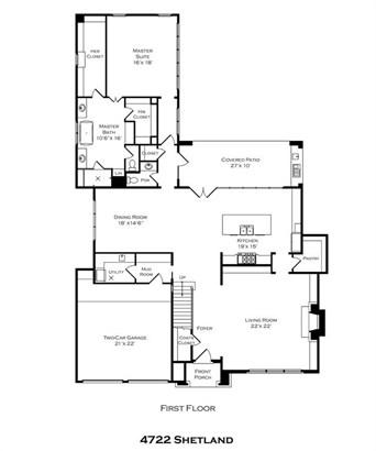 First Floor Plan (photo 3)
