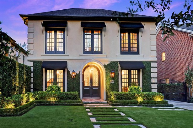 Exquisite Home In West University (photo 1)