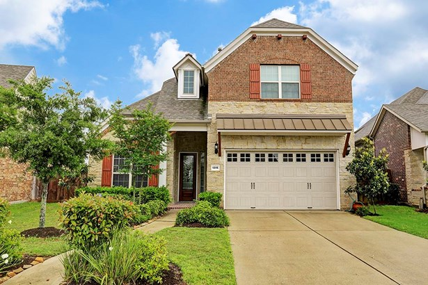 "Welcome to 1315 Ralston Branch Way in popular Telfair. This Pulte built ""Marciana"" plan has been beautifully kept and shows pristine. Per sellers, this frontal elevation is the only one of its exact kind in the neighborhood. (photo 1)"