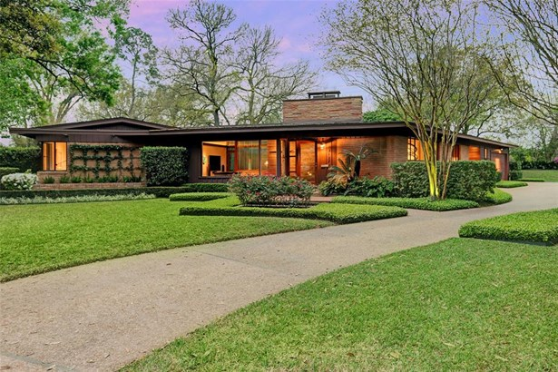 Rare Restored Lucian Hood Mid Century home (photo 1)