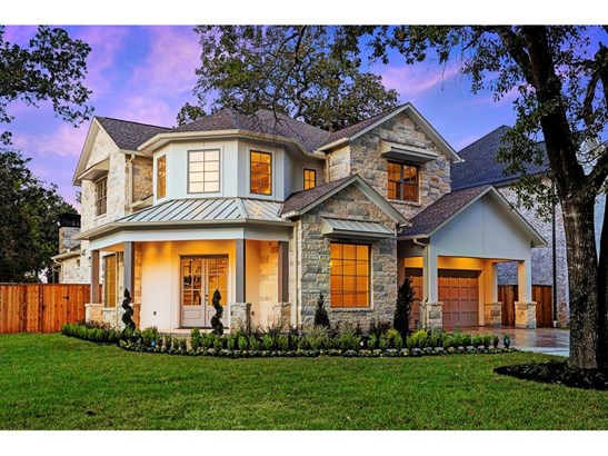 7526 Janak encompasses refined taste & convenient location in sought after Spring Branch. (photo 1)