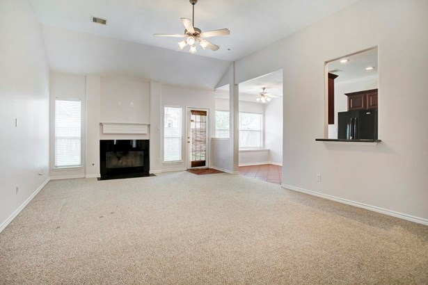 View from the front door, spacious and open floorplan (photo 2)