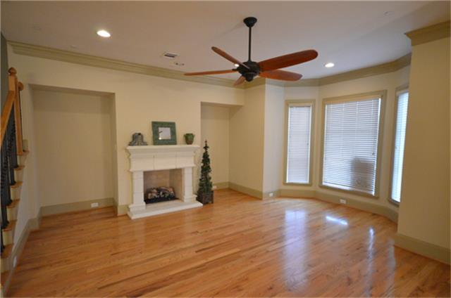 Your new living room has a fireplace giving a special ambiance to this room. (photo 4)