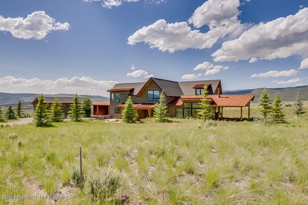 Single Family Residence, Contemporary,Two Story - Glenwood Springs, CO (photo 1)