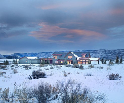 Single Family Residence, Contemporary,Two Story - Glenwood Springs, CO (photo 2)