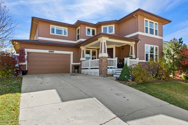 Single Family Residence, Two Story - New Castle, CO (photo 1)
