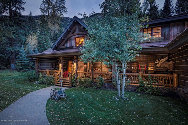 Single Family Residence, Cabin,Two Story - Aspen, CO (photo 1)
