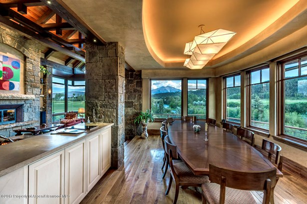 Single Family Residence, Contemporary - Carbondale, CO (photo 4)