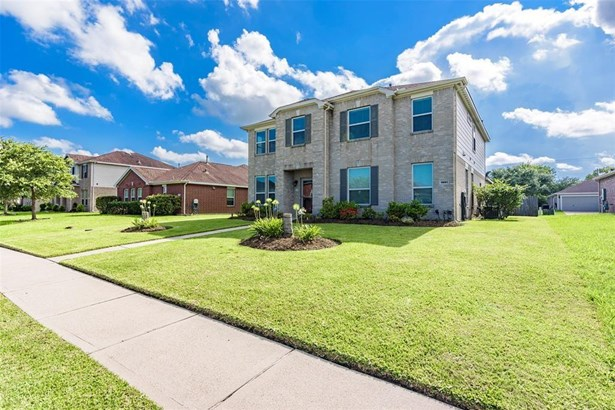 Single Family Detached, Traditional - League City, TX