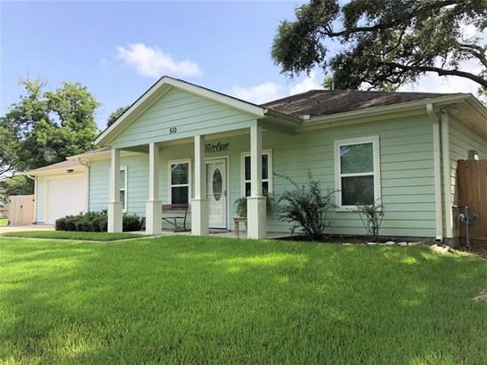 Traditional, Single-Family - League City, TX