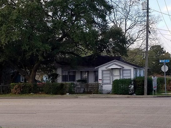 Single Family Detached, Traditional - Dickinson, TX