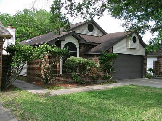 Single Family Detached, Traditional - Texas City, TX