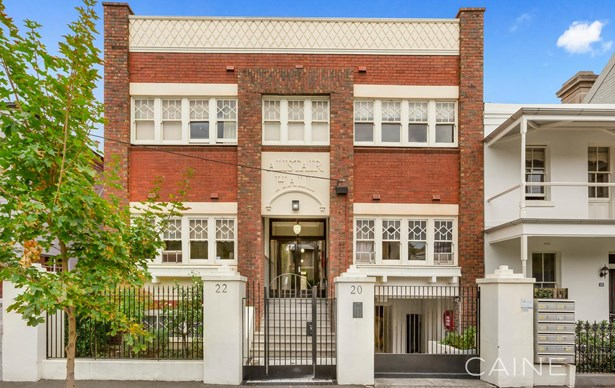 11/20 Hotham Street, East Melbourne - AUS (photo 1)
