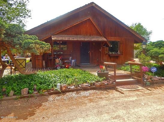 Ranch,Walkout Basement, Site Built Single Family - Chino Valley, AZ