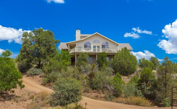 Site Built Single Family, Walkout Basement - Prescott, AZ (photo 3)