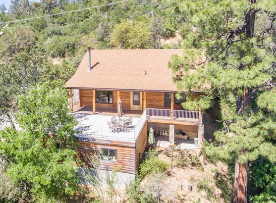 2 Story,Walkout Basement,Log, Site Built Single Family - Prescott, AZ (photo 1)