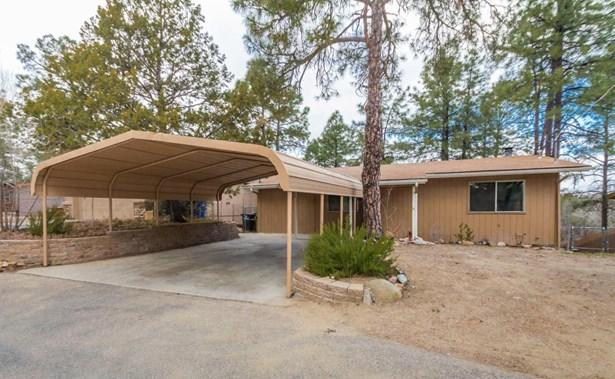 Cottage,Walkout Basement, Site Built Single Family - Prescott, AZ (photo 1)