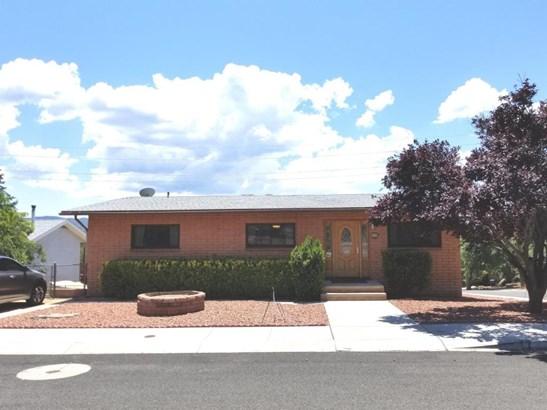 1 Story,Walkout Basement, Site Built Single Family - Prescott, AZ (photo 1)