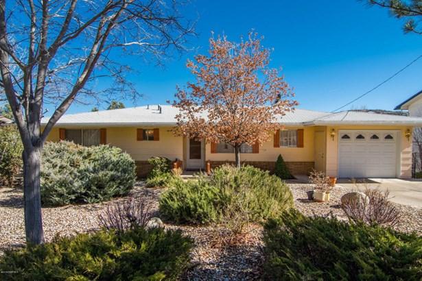 Site Built Single Family, Ranch,Multi-Level - Prescott, AZ (photo 1)