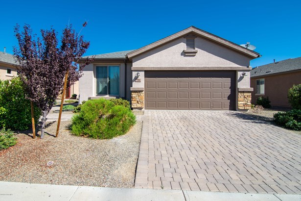 Contemporary,Ranch, Site Built Single Family - Prescott Valley, AZ