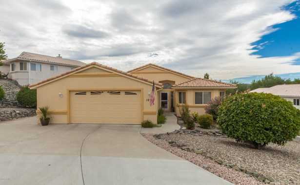 Contemporary,Multi-Level, Site Built Single Family - Prescott, AZ (photo 1)