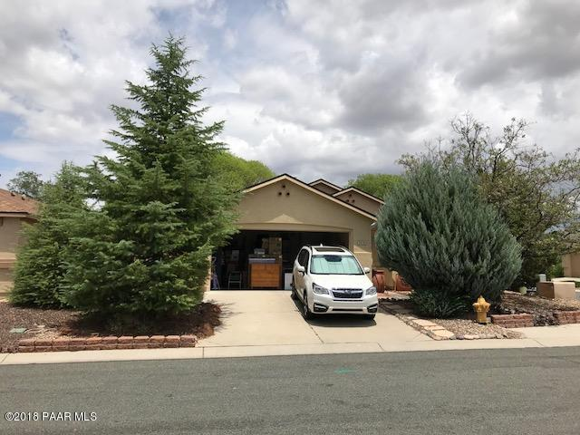 Contemporary, Site Built Single Family - Prescott Valley, AZ