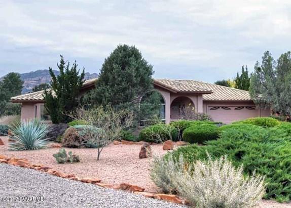 Southwest,Contemporary, Single Family Residence - Sedona, AZ (photo 1)