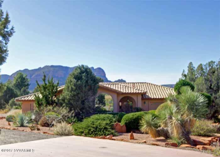 Southwest,Contemporary, Single Family Residence - Sedona, AZ (photo 2)