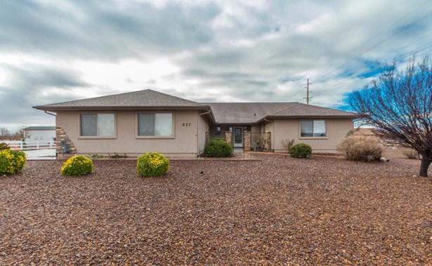 Contemporary,Ranch, Site Built Single Family - Chino Valley, AZ (photo 1)