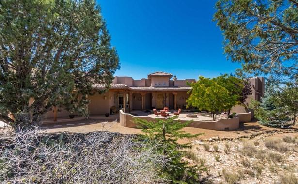 Santa Fe/Pueblo, Site Built Single Family - Prescott, AZ (photo 1)