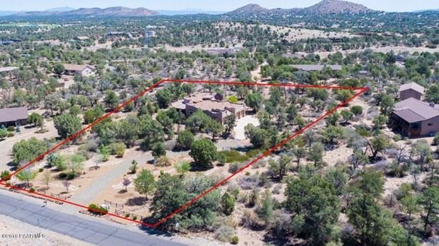 Santa Fe/Pueblo, Site Built Single Family - Prescott, AZ (photo 2)