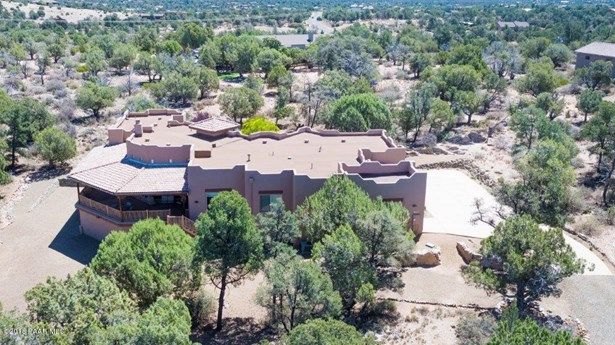 Santa Fe/Pueblo, Site Built Single Family - Prescott, AZ (photo 5)