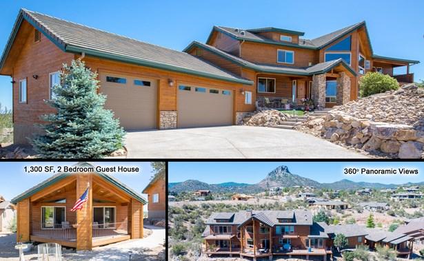 Site Built Single Family - Prescott, AZ (photo 2)