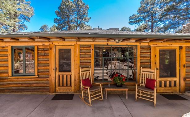 Log,Walkout Basement,Multi-Level, Site Built Single Family - Prescott, AZ (photo 2)