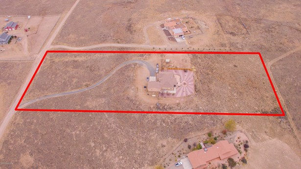 Contemporary, Site Built Single Family - Chino Valley, AZ (photo 5)