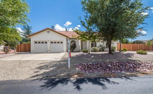 Site Built Single Family - Prescott Valley, AZ