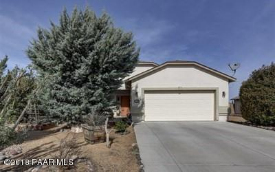 Contemporary, Site Built Single Family - Chino Valley, AZ (photo 1)
