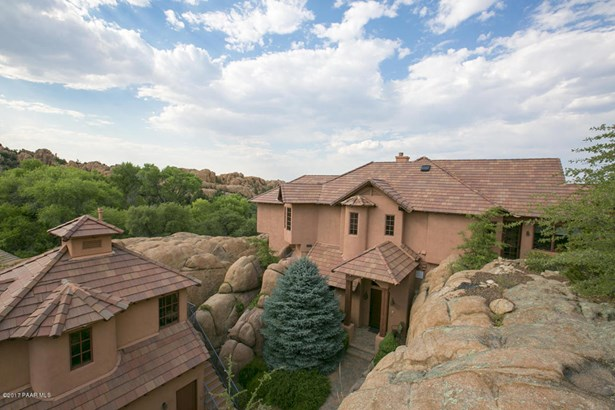 Contemporary,Multi-Level, Site Built Single Family - Prescott, AZ (photo 2)
