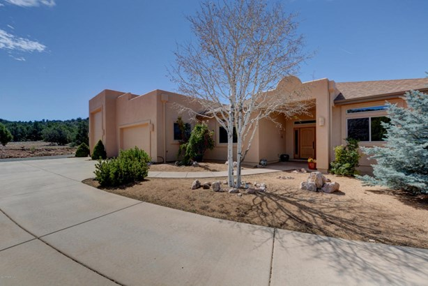 Site Built Single Family, 1 Story,Ranch - Prescott, AZ (photo 1)
